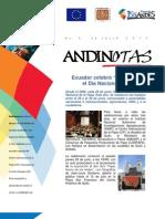 Ecuador celebró a lo grande el Día Nacional de la Papa