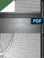 manual of teknologi tepat guna