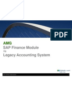 SAP FI vs Legacy Accounting System