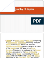 Geography of Japan