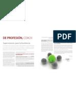 La formación respalda y categoriza al profesional.