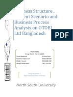 Report On OTOBI