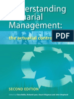 Understanding Actuarial Management: The Actuarial Control Cycle