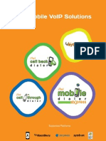 iTel MobileVoIP Brochure