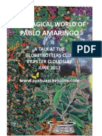 The Magical World of Pablo Amaringo