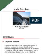 01 - Sistemas de Bombeo - Introducción Sistemas de Bombeo
