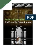 Entre le coeur et la raison - La prière de consultation