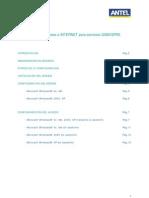 Instructivo GPRS
