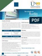 Volante Tecnología en Audio