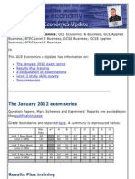 GCE Economics E-Update April 2012a