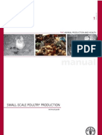 Technical Guide for Small Scale Poultry