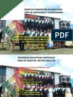 SITUACIÓN DEL DOCENTE DE NORMALES BOLIVIA