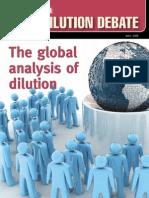 Dilution Debate