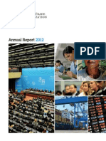 WTO Annual Report 2012