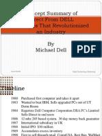 Dell-Case Study Ppt