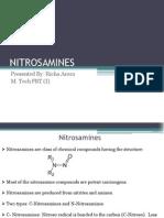 NITROSAMINES.pptx