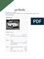 Vox Waogon Beetle