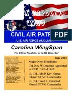 North Carolina Wing - Jun 2012