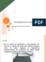 Dispositivos de redes y funcionamiento