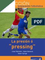 TÁCTICA La presión o  pressing