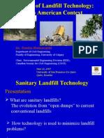 landfill-technology abroad- america