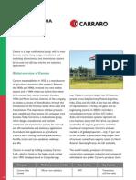 Carraro India