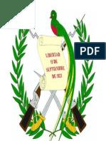 Simbolos Patrios de Guate
