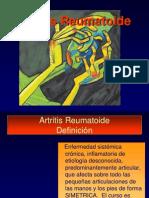 artritis reumatoide 2011