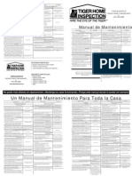 Maintenance Manual Espanol