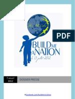 Dossier Presse Buildmeanation