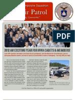 115th Composite Squadron - Jan 2012