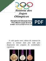 Histórico de Jogos Olímpicos