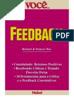 VOCÊ S.A. - Feedback