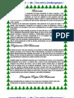REGLAMENTO DEL BALONCESTO Y DEFINICIÓN