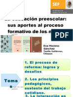 Conferencia Eva Moreno