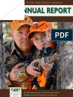 Association of Fish and Wildlife Agencies 2011 Annual Report