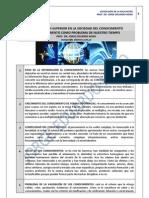 153. EDUCACION, UNIVERSIDAD Y SOCIEDAD DEL CONOCIMIENTO