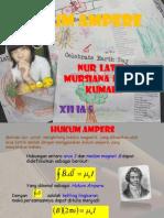 Hukum Ampere Nur Latifa Xii Ia 5
