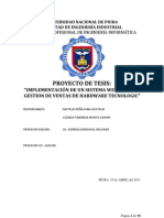 Proyecto de Tesis Hardware Tecnologic