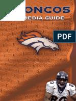 Denver Broncos MG 2012