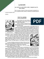 Tito y el Caimán - La narración
