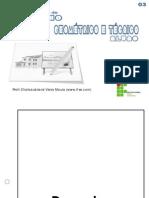 Apostila 03 - Desenho Geométrico e Técnico (2012-1) - Técnico