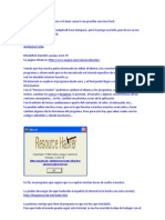 Manual Resource Hacker