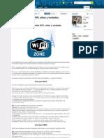 Seguridad en Redes WiFi, Mitos y Verdades - Taringa!