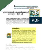 enfermedades ambientales