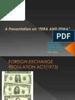 Fera and Fema Ppt