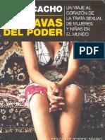Lydia Cacho Argentina Mexico Armas Drogas y Mujeres