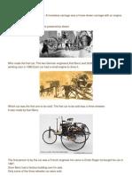 Old Transportation