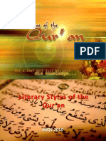 Literary Styles of the Qur'an