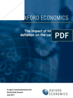 Oxford Economics Report on Gold